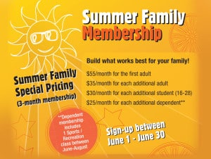 Summer Family Special POSTER