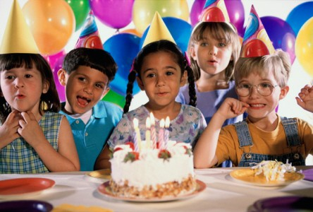 Birthday Party Rental - Freedom Center